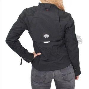 Harley Davidson Esteem Soft Shell riding jacket